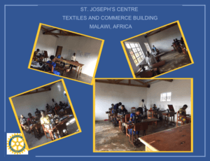 Spesia & Ayers Supports St. Joseph's Centre and New Textiles and Commerce Building in Malawi, Africa.