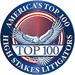 Americas top 100 high stakes litigators - John Spesia