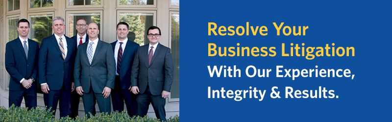 Resolve your Business Litigation with the Experience, Integrity and Results from Spesia & Taylor